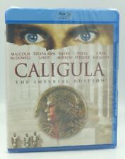 Caligula (Blu-ray Disc, 2008; 2-Disc Set, Imperial Edition) NEW OOP