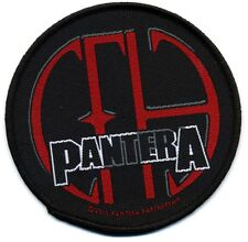 PANTERA CFH logo patch/ricamate 602149 #