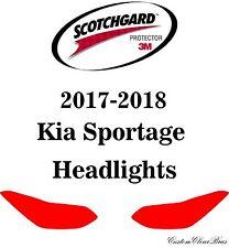 3M Scotchgard Paint Protection Film Clear Bra Pre-Cut Fit 2017 2018 Kia Sportage