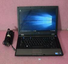 Dell Latitude Notebook E5410_Intel i3 CPU M350 @2.27 GHz._4GB RAM_160GB HDD.