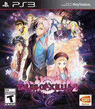 Tales of Xillia 2 (PlayStation 3 J-RPG, Bandai/Namco) PS3 Japanese RPG NEW
