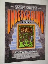 Uncle Ugly's Underground-Level 1 Tunnels&Trolls rpg Flying Buffalo T&T D&D