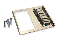 Gotoh Humbucker Telecaster Tele Style Guitar Bridge • Chrome