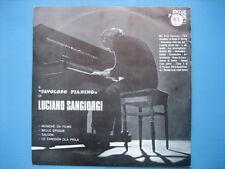 """LUCIANO SANGIORGI """"Il favoloso pianino"""" LP in BUONE CONDIZIONI"""