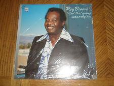 ROY BROWN / I FEEL THAT YOUNG MAN'S RHYTHM ~ 1947-1954 Swedish LP NEW ~ SEALED