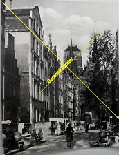 Großes original Foto Danzig Frauengasse um 1930 (18551)
