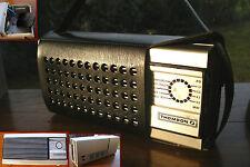 ancien poste radio vintage thomson