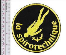 SCUBA Diving France La Spirotechnique Scaphandre Cousteau-Gagnan Male Yellow Bla