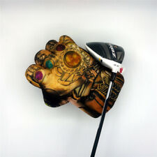 Universe Stone The Fist Golf Driver Headcover 460cc Boxing Wood Cover