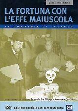 Dvd LA FORTUNA CON LA F MAIUSCOLA (1959) (Collector's Edition) Eduardo DeFilippo