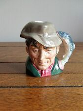 SMALL Royal Doulton THE POACHER Character/Toby Jug  - D6464 CR1954