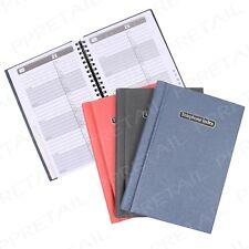Wiro Hard Back Office Desktop Directory Records Address Telephone Book A-Z Index