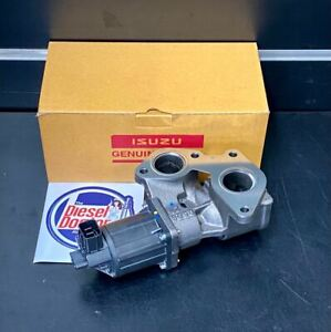 GENUINE EGR VALVE RODEO ISUZU COLORADO D-MAX RA RC 8DH 3.0L 4JJ1   8-98013911-1