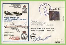 Canada Cover Transports Postal Stamps