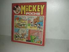 MICKEY POCHE MENSUEL n° 31  WALT DISNEY 1976