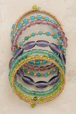 Beaded Wrap Bracelet Handmade in India by Artisans Fair Trade