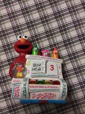 Fisher Price Sesame Street Elmo's World Play and Pop Piano Musical Animated Toy