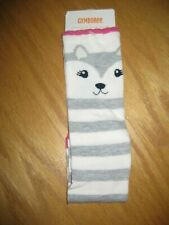 NWT Gymboree Back to Blooms Girl/'s Limeade Dot Knee Socks Sz XS or S