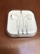 Apple Headphones With Mic - Brand New - Unopened