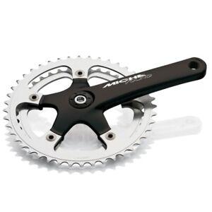 Miche Young Alloy Road Bike Crankset 42-48 Teeth, 155mm