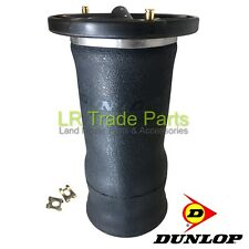 LAND ROVER DISCOVERY 2 TD5 NEW REAR AIR SUSPENSION SPRING BAG DUNLOP - RKB101200