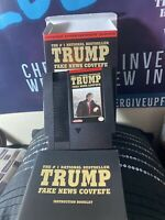 Trump Fake News Covfefe NES Nintendo Complete in Box CIB
