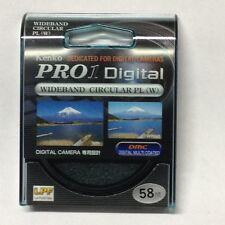 Genuine Kenko Pro1 Digital Wideband Circular PL (W)