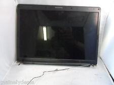 "Dark Grey /Black  Compaq Presario 15"" Laptop F756NR LCD Screen + Bezel Complete"