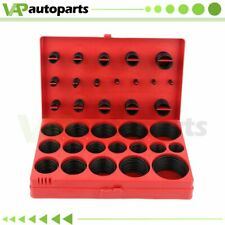 407Pcs Car Rubber O Ring Seal Kit Universal 32 Sizes Assortment Washer with Case