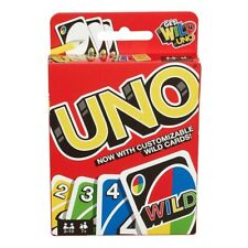 UNO Card Games Family & Friends Playing Card Game - US Seller and Free Shipping