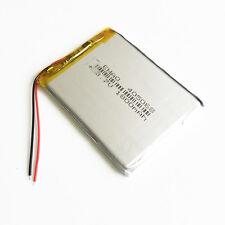 3.7V 1800mAh 405068 Lipo polymer Battery For power bank PAD Cell phone Camera