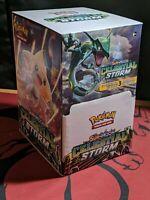 Pokemon Celestial Storm Mini Booster Display Box Empty x1