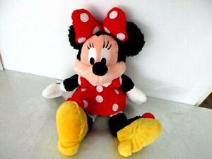 "Disney💖Minnie Mouse-10"" Plush-Walt Disney World--Lot S4"