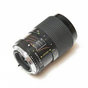 Cosina MC Macro 35-70mm f/3.5-4.5 zoom lens with Fujica-X mount (EXC)