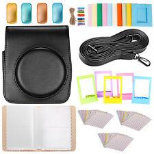 Neewer 25-in-1 Accessory Kit for Fujifilm Instax Mini 70 Black Camera Case