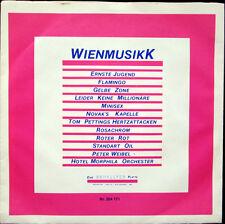 Single / WIENMUSIKK / LEIDER KEINE MILLIONÄRE / ERNSTE JUGEND / AUSTRIA / RAR /