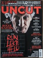 UNCUT Magazine #242 Jul 2017 features Roger Waters with Run Like Hell CD