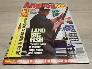 ANGLING PLUS FISHING MAGAZINE OCTOBER 1994
