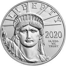 2020 1 oz. (One Ounce) Platinum Eagle