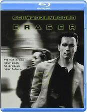 ERASER (Arnold Schwarzenegger)-  Blu Ray - Sealed Region free for UK