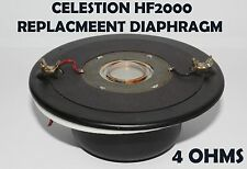 Replacement diaphragm tweeter Celestion HF2000 - BEOVOX 5700 - GALE 401 - IMFTLS