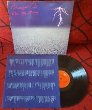 MIDNIGHT OIL ** Blue Sky Mining ** ORIGINAL 1990 Spain LP w/INSERT