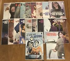 Revival #1-19 FIRST PRINT + Chew #1 Skottie Young #12 Image Comics NM / VF