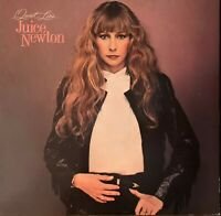 JUICE NEWTON*Pre-Owned LP**QUIET LIES*PLAYED ONCE