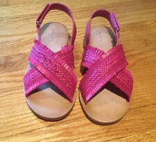 Zara Girls Sandals: Size 13.5 (EU 31)