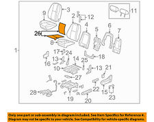 GM OEM Seat Heater-Element 20792749