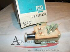 1971 1972 Chevrolet Vega air-conditioning cutoff switch #6273320