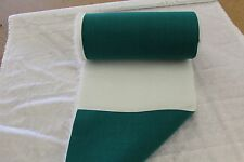 WHITE Vet Bed Roll 60CM X 500CM PERFECT FOR WHELPING BOXES MACHINE WASHABLE