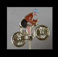 Pin/Anstecknadel Fahrrad-Rennfahrer um 1930 (16546)