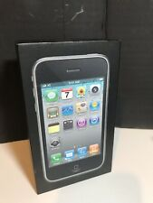 IPhone 3G Box Includes Paperwork Very Good Condition. Also Inserts.
